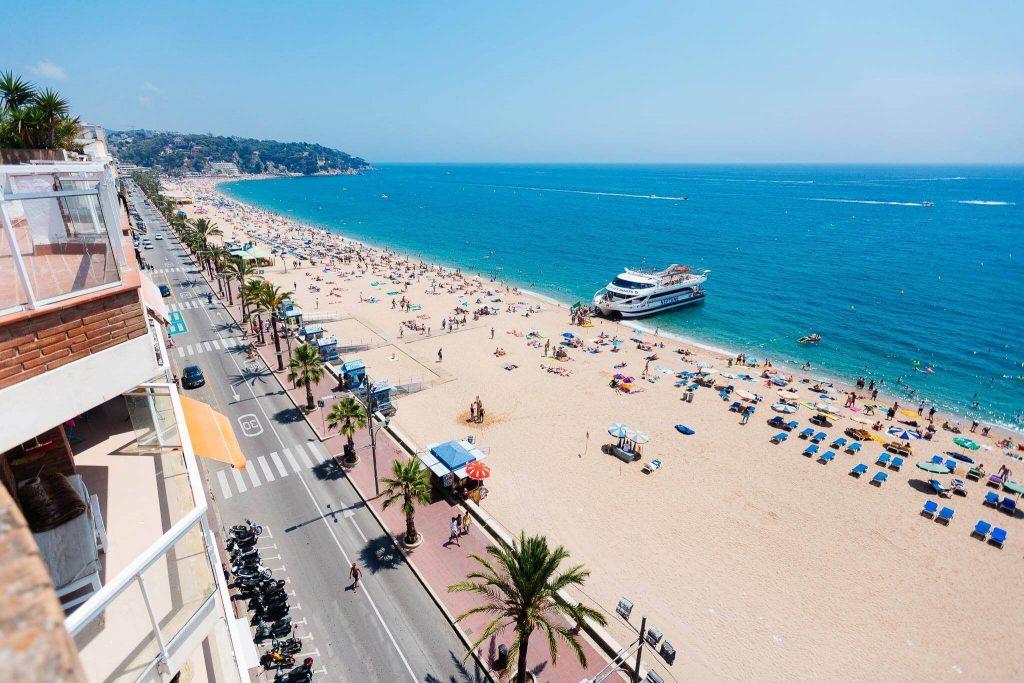 strand-stranden-lloret-de-mar