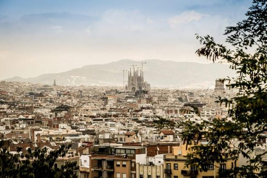 barcelona, excursie, stedentrip