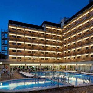 lloret de mar, all inclusive, hotel, hotels, h-top, royal star, verblijf, accommodatie, beste, goede