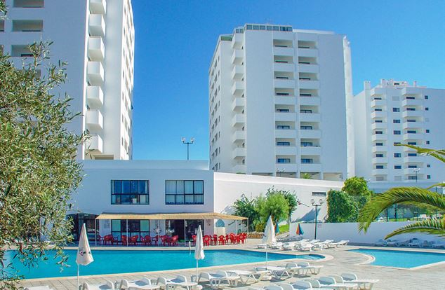 appartementen, janelos do mar, albufeira, appartement, beachmasters