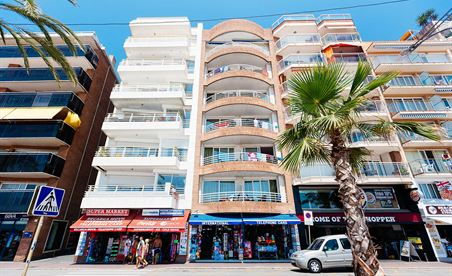appartementen, salamar, lloret de mar, appartement, lloret, beachmasters