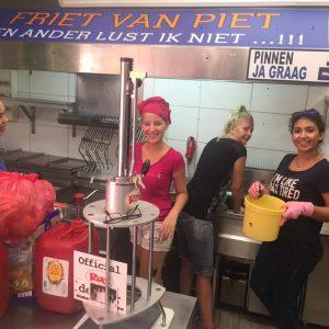 restaurant, uit eten, nederlands, snackbar, cafetaria, chersonissos, kreta, griekenland