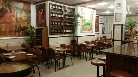 restaurant, uit eten, nederlands, snackbar, cafetaria, bar, andaluz, tapas