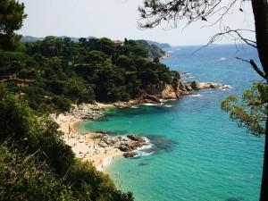 Strand Santra Cristina Lloret de Mar