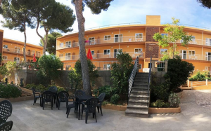 Appartementen Don Juan LLoret de Mar
