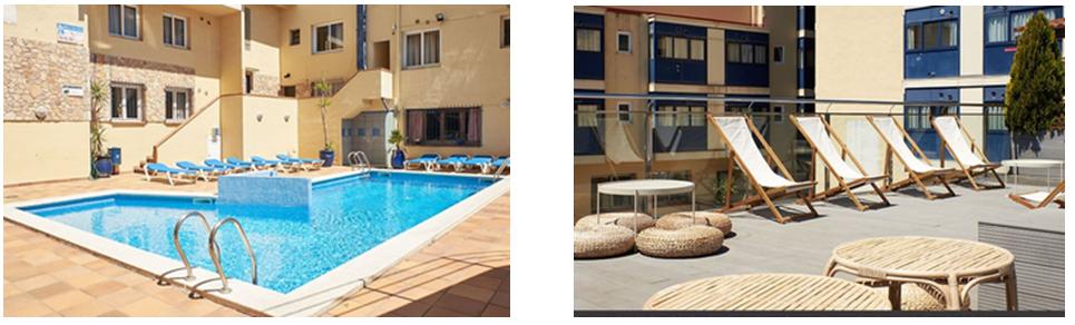 Hotel Checkin Caribe Lloret de Mar