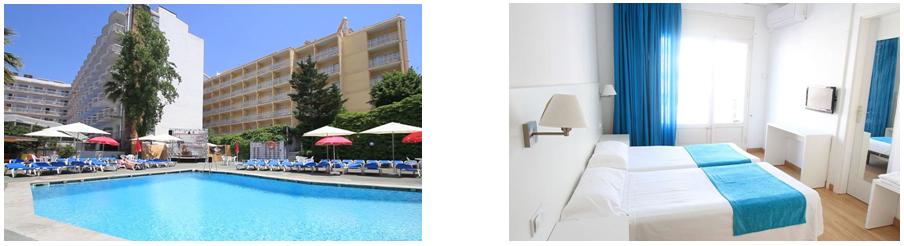 Hotel Villa Garbi Lloret de Mar